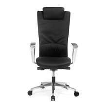Nilkamal Jiffy High Back Office Chair,  black