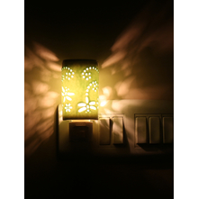 Fly Electrical Plugin Diffuser 5cmX5cmX8cm - @home by Nilkamal, Bright Green