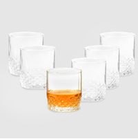 Washington 380 ml Tumblers Set of 6 - @home by Nilkamal
