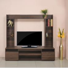 Walton Wall Unit, Wenge