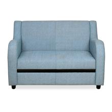 Gregory 2 Seater Sofa, Sky Blue