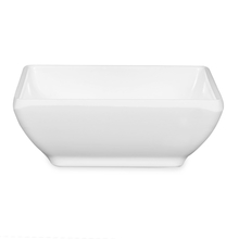 Sara Miniature Square Bowl - @home by Nilkamal, White