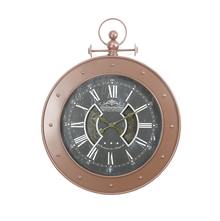 Wall Clock - @home by Nilkamal, Black