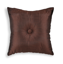 Spectra 30 x 30 cm Filled Cushion - @home by Nilkamal, Brown