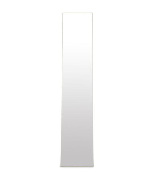 Floor Standing 30X150CM Mirror, Gold