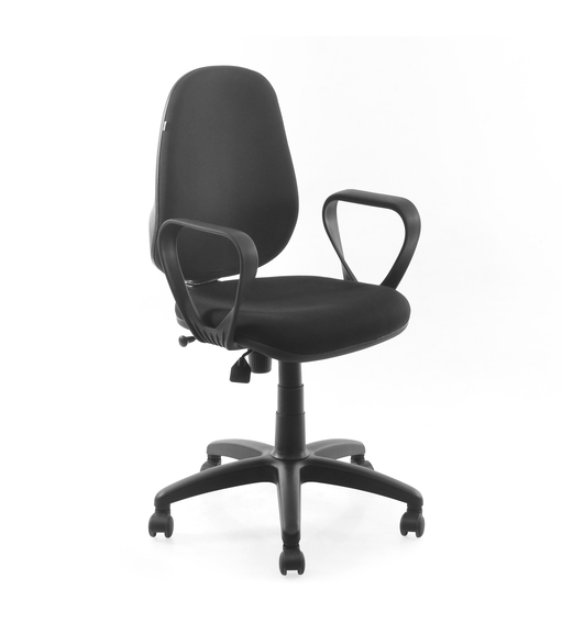 Nilkamal Finesse Office Chair, Black