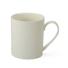Mosaic Collection Coffee Mug - @home by Nilkamal, White