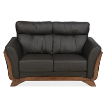 Theo 2 Seater Sofa, Brown