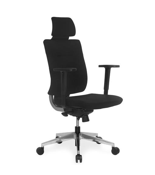 Nilkamal Charles High Back Office Chair,  blue