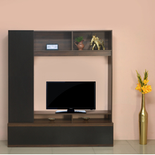 Florito Wall Unit, Wenge