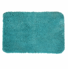 Microfibre 40 cm x 60 cm Bathmat - @home by Nilkamal, Sea Green