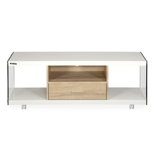 Nilkamal Mills LCD Unit - White Oak