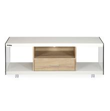 Nilkamal Mills LCD Unit - White Oak