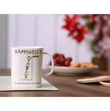 Happiness Modest Relyon Epic 250 ml Mug, White