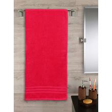 Zerotwist 70 cm x 140 cm Bath Sheet, Fushcia