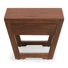 Legend Night Stand, Cappucinno