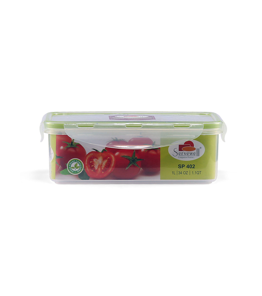 Rectangular Container 1 ltr