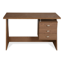 Belem Study Desk, Walnut