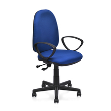 Nilkamal Esteem Office Chair, Blue