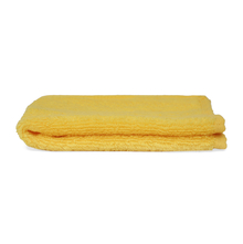 Face Towel 30 x 30 cm - @home by Nilkamal, Yellow