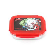 Avengers 850 ml Lunch Box, Red