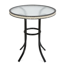 Ivy Garden Table - @home by Nilkamal, White