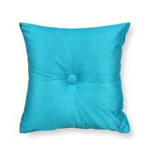 Spectra 30 x 30 cm Filled Cushion - @home by Nilkamal, Teal