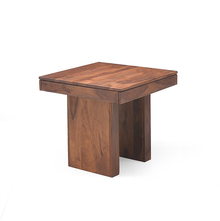 Delmonte Side Table - @home Nilkamal,  walnut