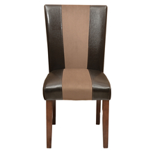 Jenn Dining Chair With Cushion - @home by Nilkamal,  walnut