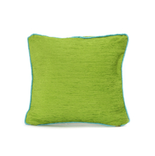 Opus 30 cm x 30 cm Cushion Cover Set of 2, Green