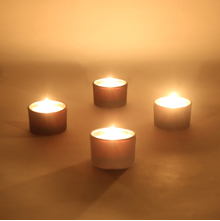 Ambient Mini Votive Set of 4, Maroon