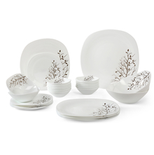 Laopala Quadra Autumnal 29 Pieces Dinner Set