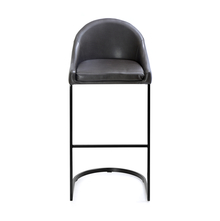 Zack Bar Stool - @home by Nilkamal, Dark Brown