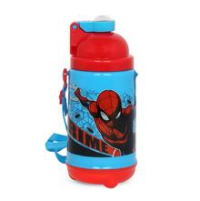 Spid Kinds Sipper Bottle 400 Ml, Blue