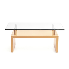 Dessi Center Table-@home By Nilkamal, Sand Beige