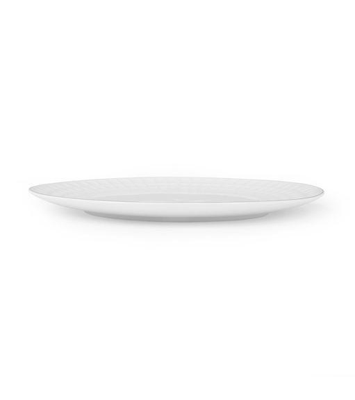 Gold Collection Quarter Plate - @home by Nilkamal, White