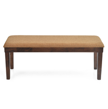 Olenna Dining Bench - @home Nilkamal,  walnut