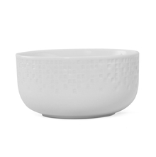 Mosaic Collection Veg Bowl - @home by Nilkamal, White