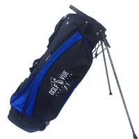 Golfvue Lightweight Stand Bag,  blue