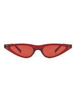 Paris Micro Red Sunglasses