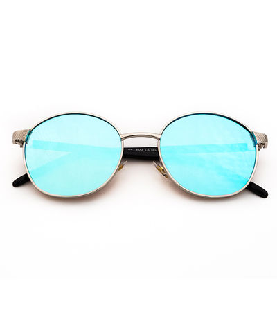 Lucy Sunnies (Blue Reflective)