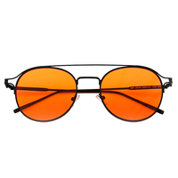 Style For Miles Sunnies (Orange Lens)