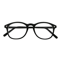 Rectangular Matte Black Frame