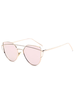Primadonna Sunnies (Rose Gold)