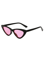 Gigi Cat Eye Red Lens Sunglasses