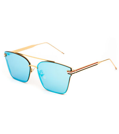 Top Sun Sunnies (Blue Reflective)