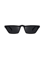 Kourtney Micro Black Sunglasses