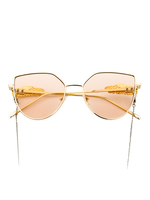 Baewatch Sunglasses (Champagne Lens)