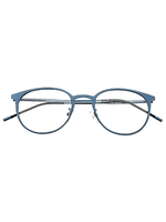 Metallic Dark Blue Frame