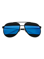 Split Lens Sunnies (Black)